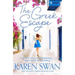 The Greek Escape Karen Swan