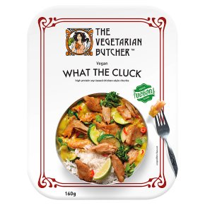 The Vegetarian Butcher What The Cluck