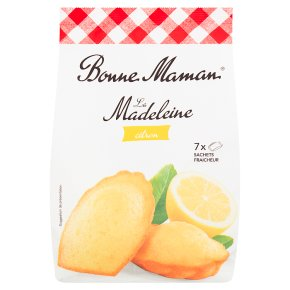 Bonne Maman 7 Madeleines with Lemon