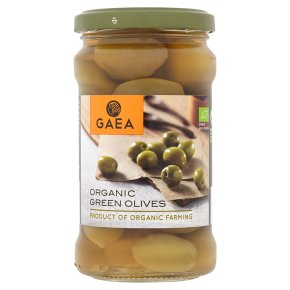 Gaea Green Olives