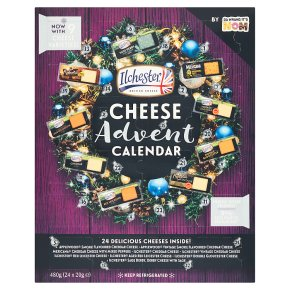 Ilchester Cheese Advent Calendar