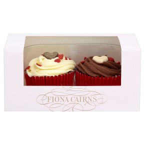 Fiona Cairns Valentines Cupcakes