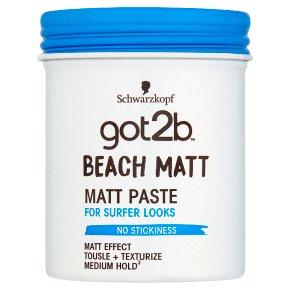 Got2b beach matt matt paste