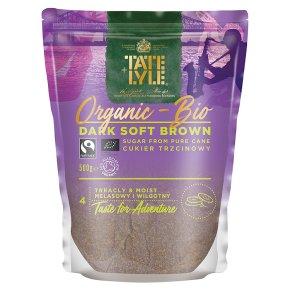 Tate & Lyle Organic Bio Dark Soft Brown