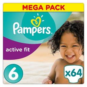 Pampers AF Size6 MP