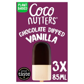 The Coconut Collaborative Chocolate Dipped Snowconut Sticks