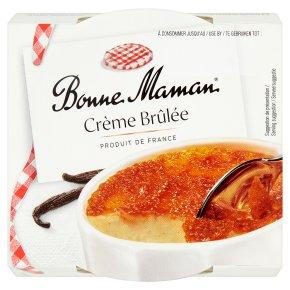 Bonne Maman crème brûlèe