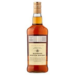 Waitrose 8 Year Old Blended Scotch Whisky