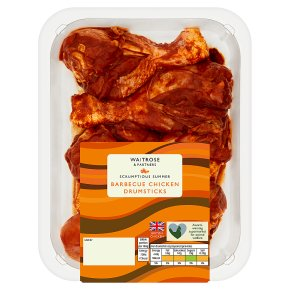 Waitrose Barbecue Chicken Drumsticks