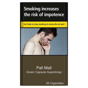 Pall Mall Green Capsule SK