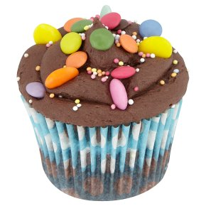 Chocolate Sweeties Cupcake