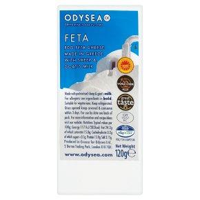 Odysea sheep & goat's milk feta