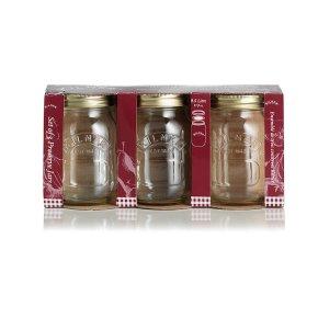 Kilner 0.5 litre preserving jar, set of 3