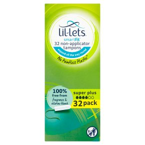 Lil-lets Tampons Super Plus