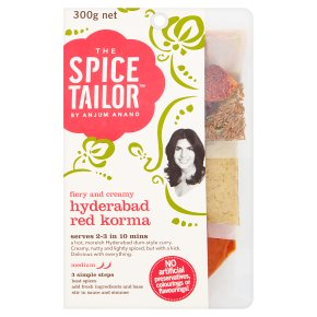 The Spice Taylor Red Korma