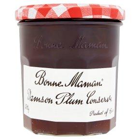 Bonne Maman damson plum conserve