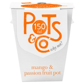 Pots & Co Mango & Passion Fruit Pot