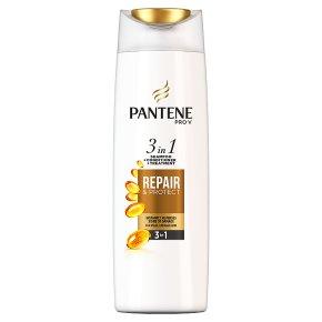 Pantene Pro V Volume & Body Fine Hair 3 in 1 Shampoo