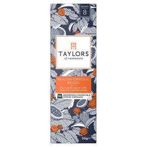 Taylors Brazil Espresso - 10 Capsules