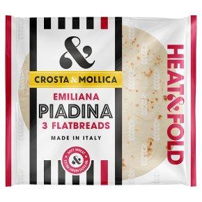 Crosta & Mollica Piadina Flatbreads