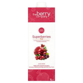 The Berry Company Superberries Red