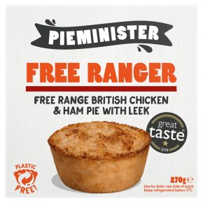 Pieminister The Free Ranger Pie