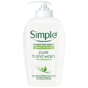 Simple pure handwash