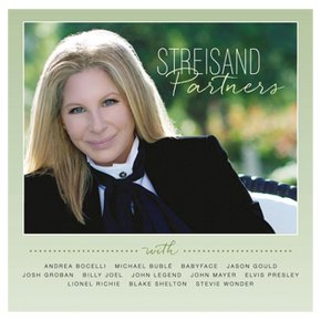 CD Barbara Streisand Partner
