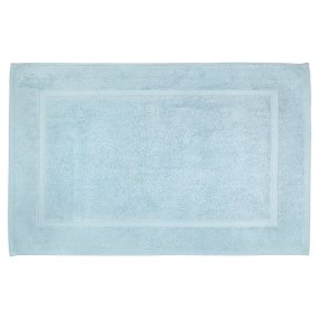 Waitrose Home eggshell Egyptian cotton bathmat