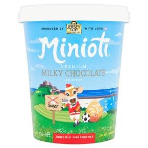 Minioti Chocolate Ice Cream