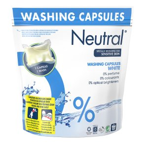 Neutral Sensitive Skin White Wash Capsules