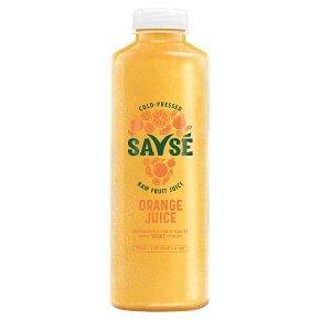 Savsé Orange Juice