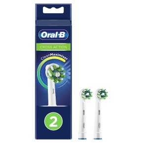 Oral-B Cross Action Brush Heads