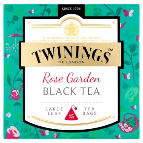 Twinings Rose Garden Black Tea 15s