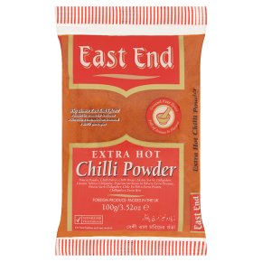 East End extra hot chilli powder
