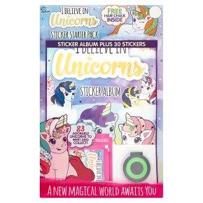 I believe In Unicorns Stickers