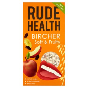 Rude Health soft & fruity bircher