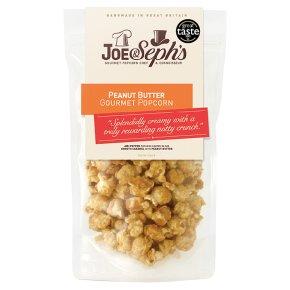 Joe & Seph's popped corn caramel & peanut butter