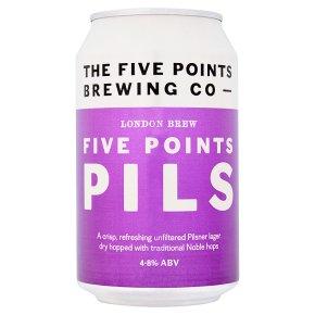 London Brew Five Points Pils
