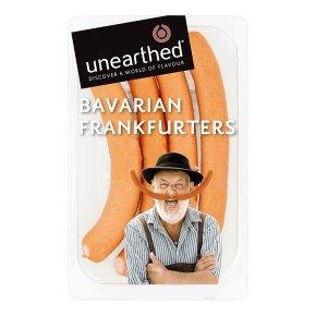 Unearthed 4 Bavarian frankfurters