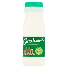 Graham's Semi-Skimmed Milk