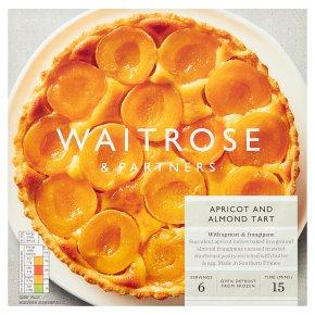 Waitrose Apricot and Almond Tart