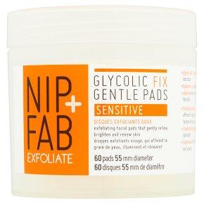 Nip+Fab Sensitive Gentle Pads