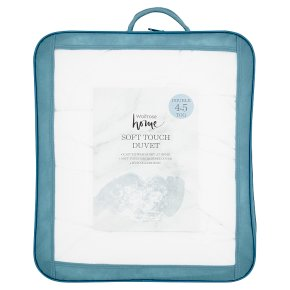 John Lewis Soft Touch Washable Double 4.5tog