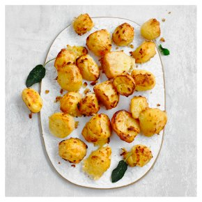 Roast Potatoes with Goose Fat