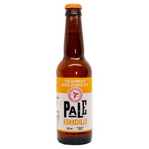Tempest Brewing Co. The Pale Armadillo Pale Ale