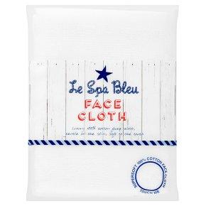 Le Spa Bleu face cloth