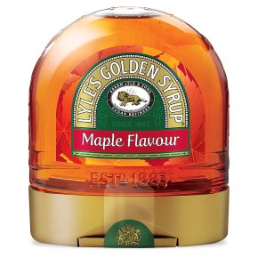 Lyle's golden syrup maple flavour