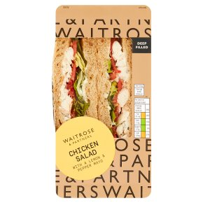 GOOD TO GO Roast Chicken Salad Sandwich