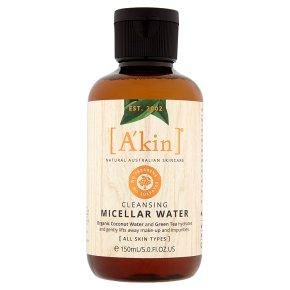 A'kin Cleansing Micellar Water